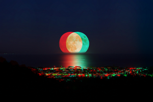 color moon